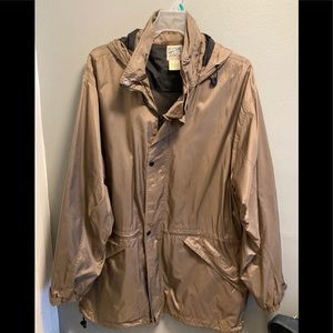 TravelSmith Light Weight Packable Jacket Ex Cond